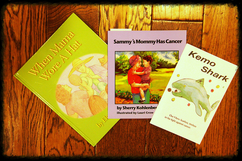 Children's Books of Breast Cancer Mom (Day17)