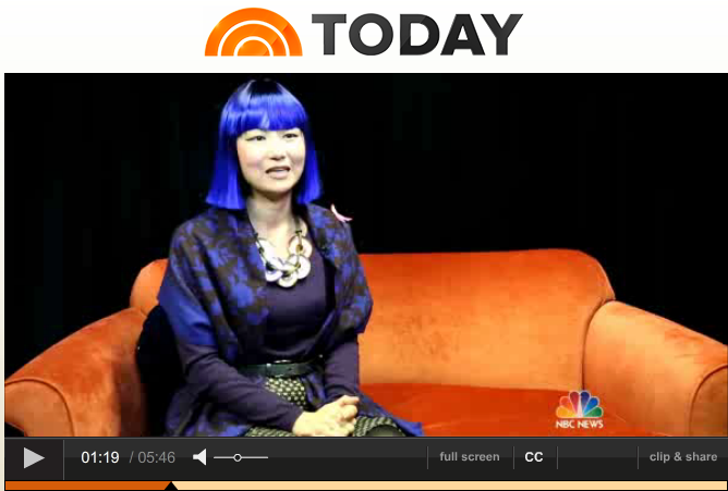 NBC Today Show Link